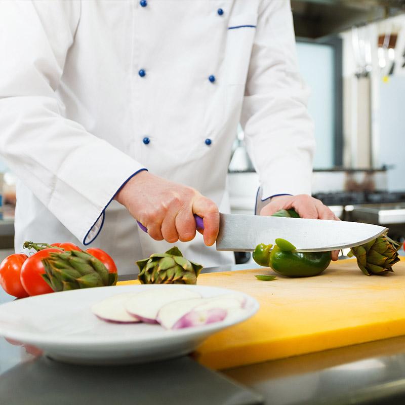 Gastronomie und Großkuechen